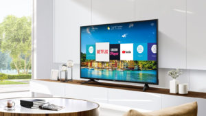 connect to TV